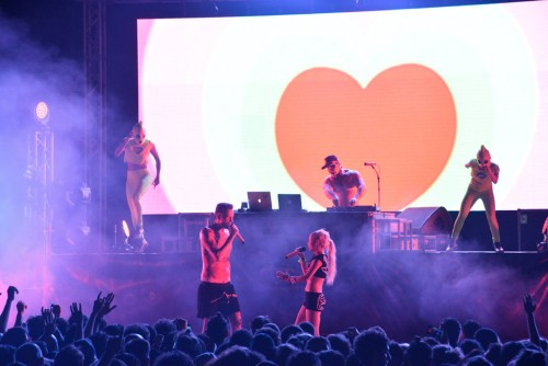 Die Antwoord, Firenze, Cascine, Anfiteatro delle Cascine, live, concerto, foto, gallery, Francesco De Angelis