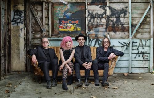I Garbage sono: Shirley Manson, Duke Erikson, Steve Marker, Butch Vig