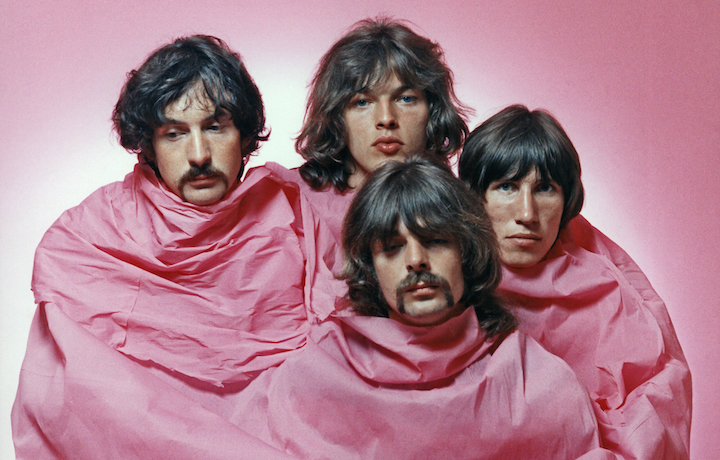 Pink Floyd nel 1968, Michael Ochs Archives/Getty Images