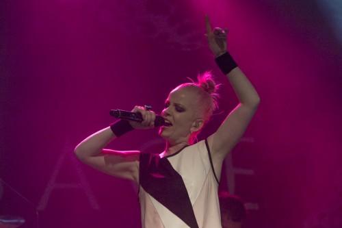 Garbage, live, concerto, Fabrique, Milano, foto, gallery, Ikka Mirabelli, giugno 2016, Shirley Manson
