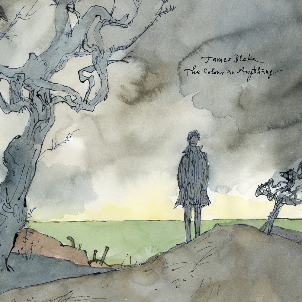 The Color In Anything - James Blake