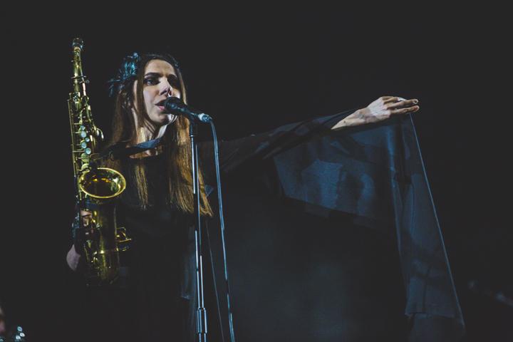 PJ Harvey al Primavera Sound 2016 - Foto di Kimberley Ross
