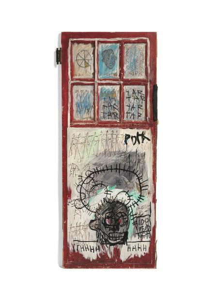 Jean-Michel Basquiat Pork (1981). Photo © Christie's Images Limited 2016