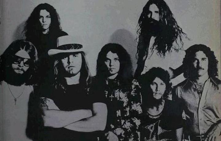 I Lynyrd Skynyrd nel 1977