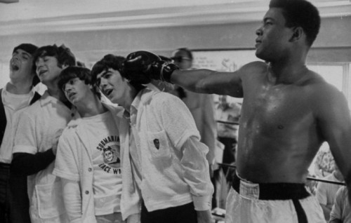Muhammad Ali Beatles