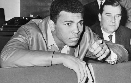 Muhammad Ali nel 1966 - Foto Wiki