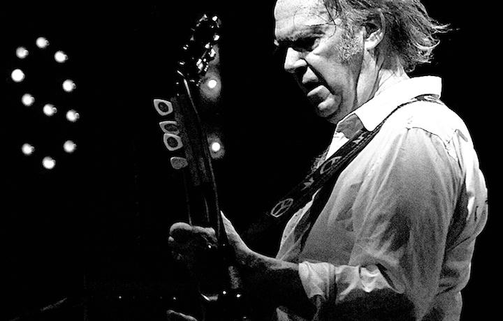 Neil Young a Firenze, foto Andrea Barsanti/Wikimedia