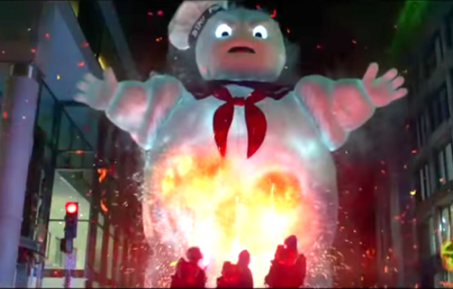Stay Puft, Ghostbusters,