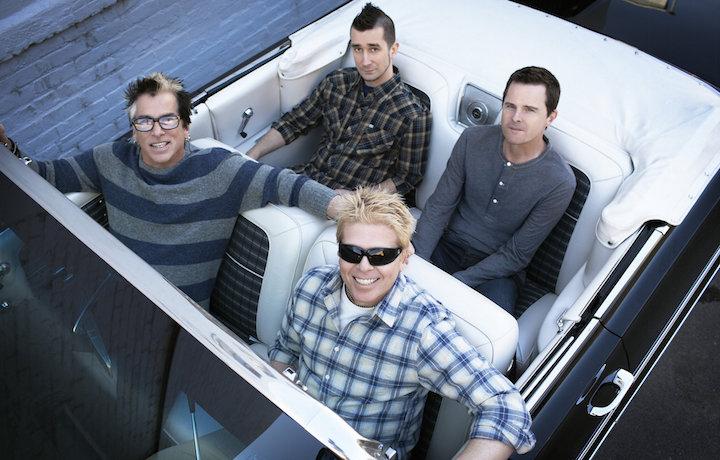 Gli Offspring saranno gli headliner della serata