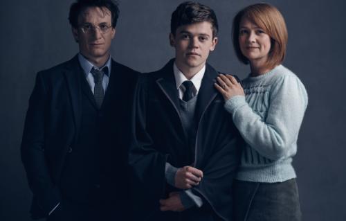 La versione teatrale di Harry Potter e della sua famiglia
