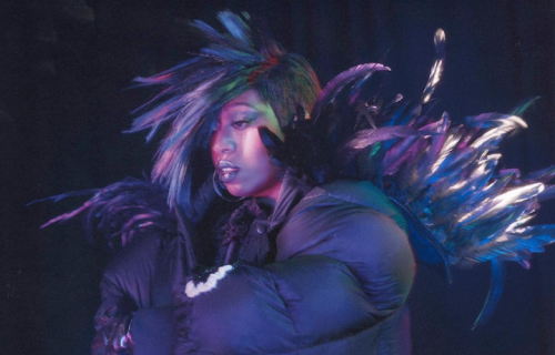 Missy Elliott nella campagna di Marc Jacobs. Fonte: @themarcjacobs