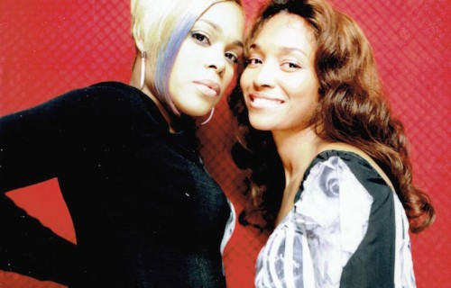 """Tionne """"T-Boz"""" Watkins e Rozonda """"Chilli"""" Thomas delle TLC. Il loro primo album è del 1992"""