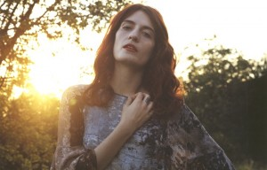 Florence Welch, foto di Tom Beard