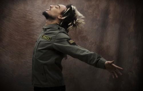 """""""Koan"""" è il primo album di Victor Kwality Chissano. Foto: Thilini Gamalath"""