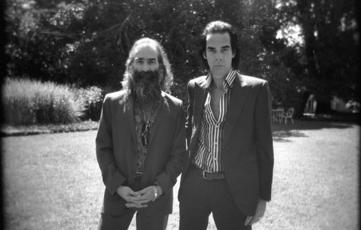 Warren Ellis e Nick Cave