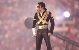 Michael Jackson in uno scatto del 1993. Foto via Facebook Ufficiale