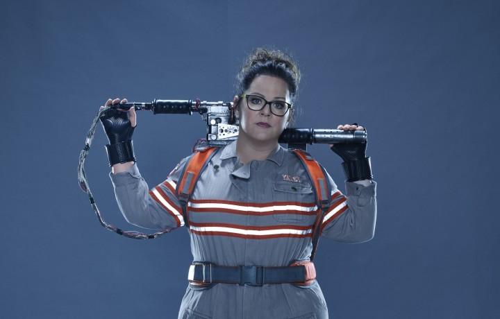 """Melissa McCarthy è Abby Yates nel reboot di """"Ghostbusters"""" in uscita il 28 luglio 2016"""