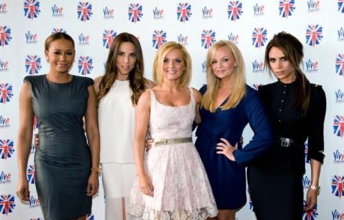"""Le Spice Girls alla premiere del musical """"Viva Forever"""""""