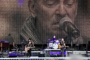 Bruce Springsteen, River Tour, Boss, Circo Massimo, live, concerto, foto, gallery, Silvia Buccino, Roma, luglio 2016
