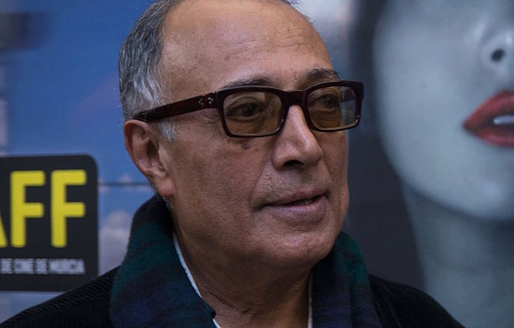 Abbas Kiarostami, fonte Wikipedia, foto di Pedro J Pacheco