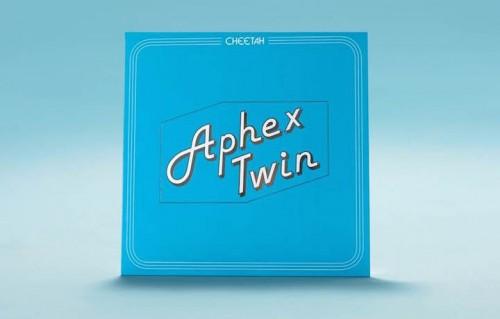 """La copertina di """"Cheetah"""", il nuovo Ep di Aphex Twin"""