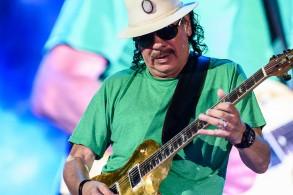 Santana, Luminosity Tour 2016, Street Art Music Festival, Assago Summer Arena, live, concerto, foto, gallery, Michele Aldeghi