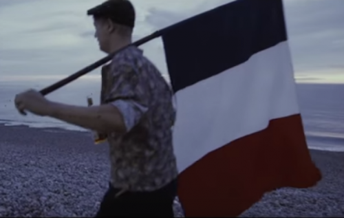 Étretat - Pete Doherty