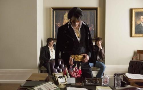 "Una scena di ""Elvis&Nixon"""