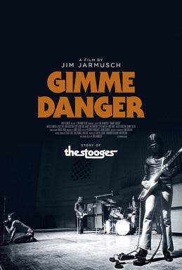 Gimme Danger - Jim Jarmusch