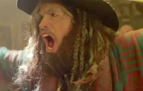 Steven Tyler nel trailer di Happy Birthday 1