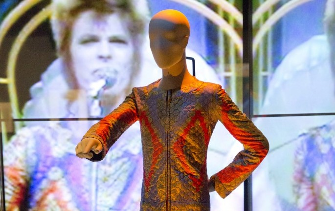 Courtesy David Bowie Archive, Victoria and Albert Museum, London
