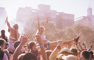 25 anni di Lollapalooza. Guarda lo streaming esclusivo, via Red Bull TV