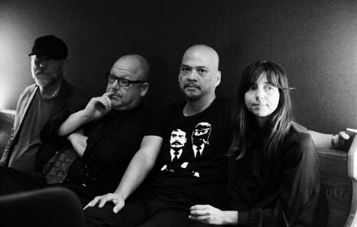 I Pixies sono Joey Santiago, Black Francis, Paz Lenchantin e David Lovering.