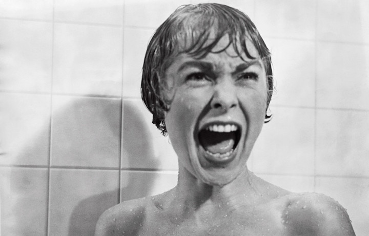"""Janet Leigh nei panni di Marion Crane in """"Psycho"""""""