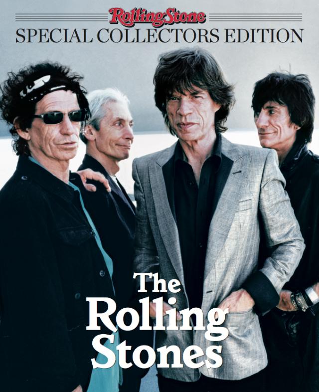 L'intervista a Mick Jagger è tratta da RS N.723, del 14 dicembre 1995, e contenuta nello speciale in edicola sui The Rolling Stones con interviste, foto e contenuti esclusivi.