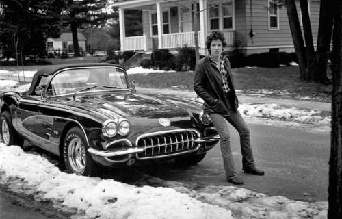 """Un dettaglio della cover di """"Chapter and Verse"""", il nuovo disco di Springsteen con 5 canzoni inedite"""