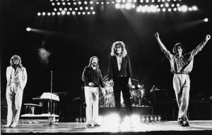 Led Zeppelin nel 1979. Foto ufficiale
