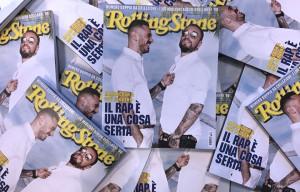 Marracash e Gué Pequeno sul nuovo numero doppio di Rolling Stone