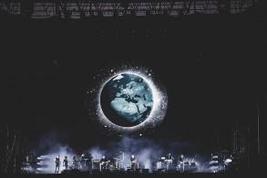 """David Gilmour, """"Rattle That Lock Tour"""", Circo Massimo, Roma, 03 luglio 2016, live, concerto, foto, gallery, Giulia Razzauti"""