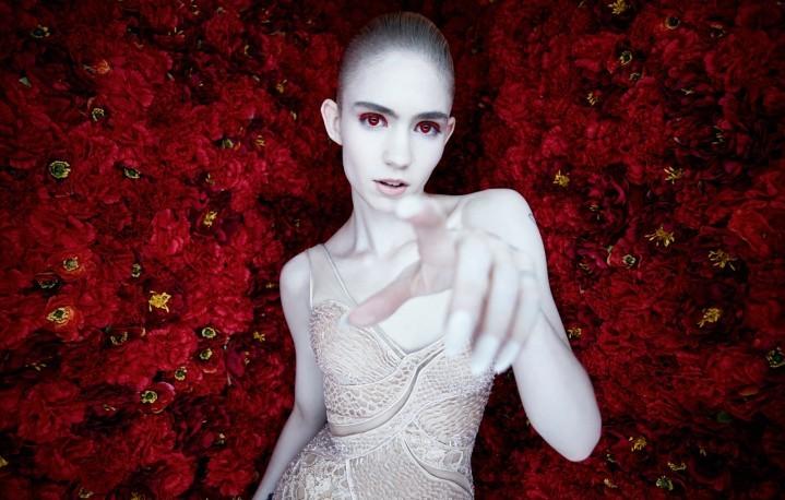 Claire Boucher, cioè Grimes