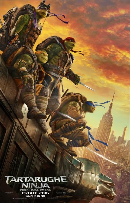 Tartarughe Ninja - Fuori dall'ombra - David Green