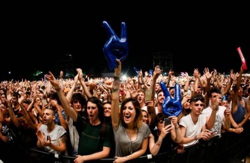 i-days festival - arianna carotta - paul kalkbrenner