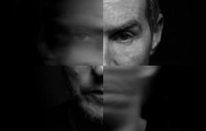 I Massive Attack sono Robert 3D Del Naja e Dadddy G (al trio iniziale dei Massive Attack manca Mushroom). Foto via Facebook