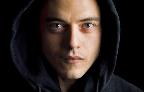 Rami Malek, protagonista di Mr.Robot - Foto stampa