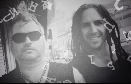 "Un frame da ""Six Years On Dope"", il nuovo video dei NoFx"