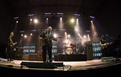 I Pixies al Flowers Festival di Collegno - Foto di Daniele Baldi