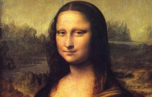 La Gioconda, conosciuta anche come Monna Lisa, è stata dipinta da Leonardo Da Vinci nei primi anni del 1500.