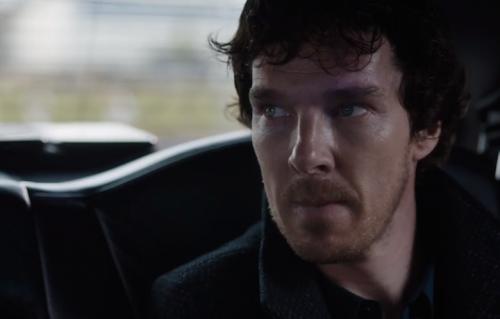 """Un frame dal trailer di """"Sherlock 4"""""""