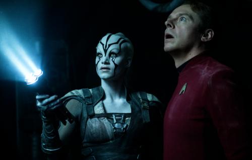 """Sofia Boutella è Jaylah nel nuovo """"Star Trek Beyond"""", in uscita il 21 luglio 2016"""