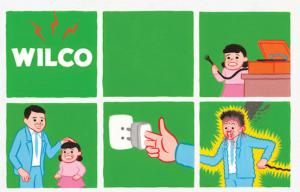 Joan Cornellà ha firmato la copertina del nuovo album dei Wilco